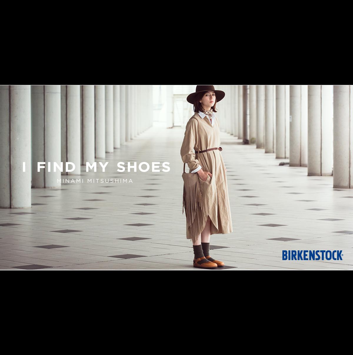 BIRKENSTOCK / I FIND MY SHOES5