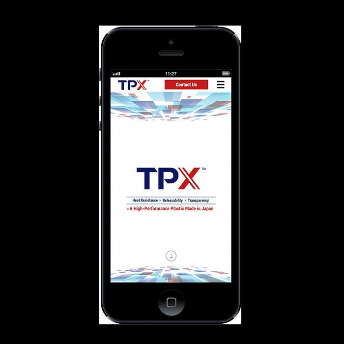三井化学株式会社  TPX3