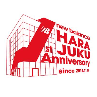 NewBalance HARAJUKU 1st Anniversary