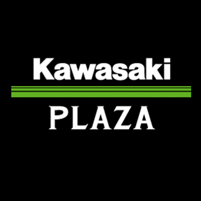 KAWASAKI MOTORS JAPAN / PLAZA LOGO