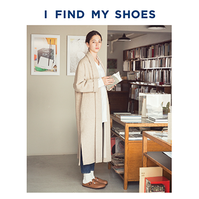 BIRKENSTOCK / I FIND MY SHOES