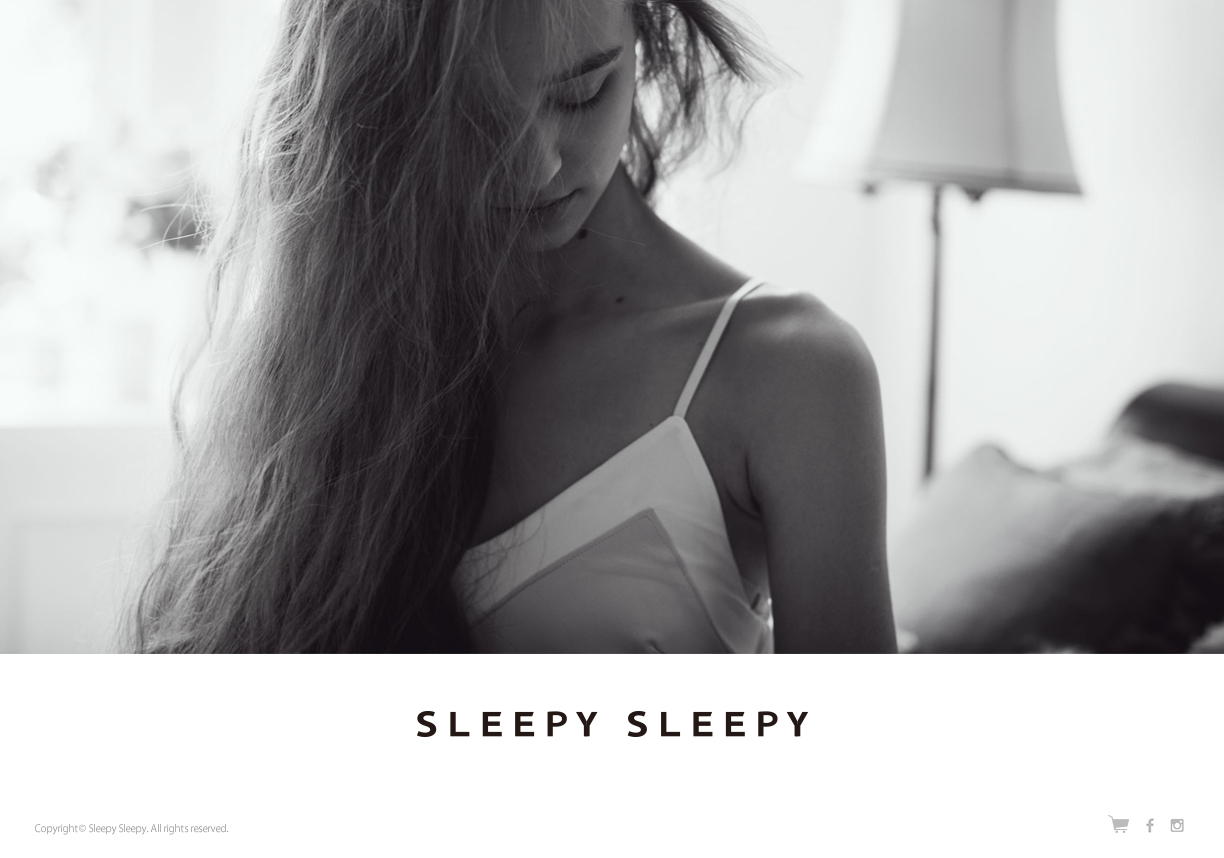 SLEEPY SLEEPY / VISUAL WEB + EC cite3