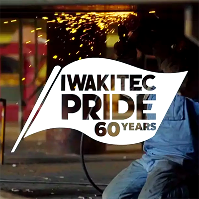 iwakitec 60years / Movie
