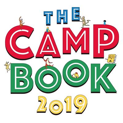 THE CAMP BOOK 2019 -30sec TVCM-  MOVIE
