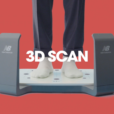 new balance japan -3D SCAN-  MOVIE