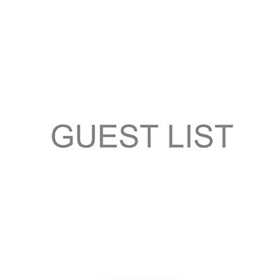 GUESTLIST -ONE DAY-