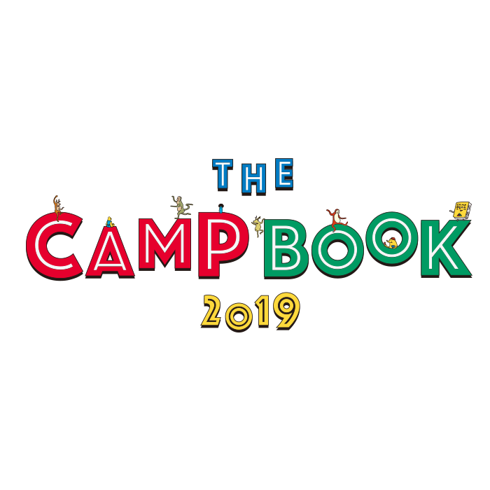 THE CAMP BOOK 2019 VISUAL2