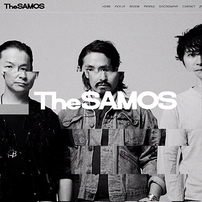 the Samos  -official Website-