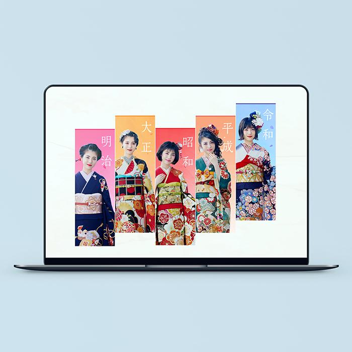 京都きもの友禅  -浜辺美波 TVCM site-2