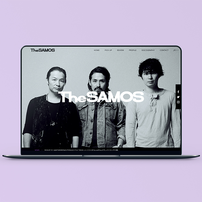 the Samos  -official Website-1